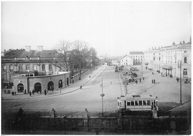 Okolice dworca kolejowego