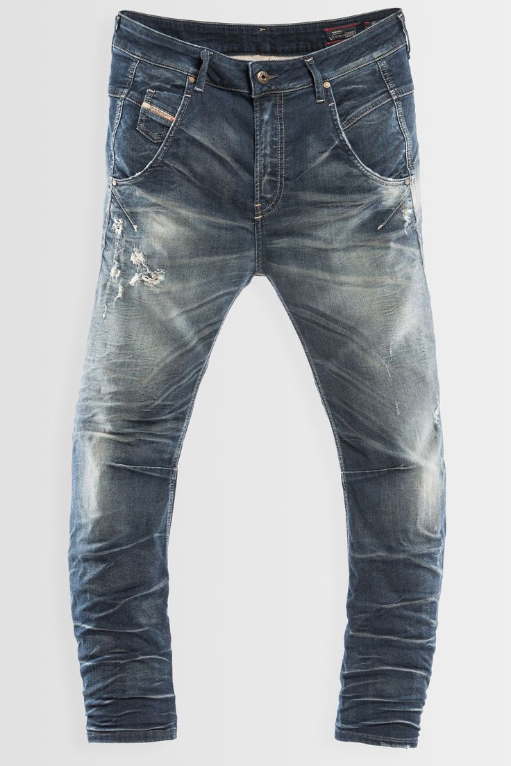 Diesel #jeans: FAYZA-NE 0604N #JoggJeans