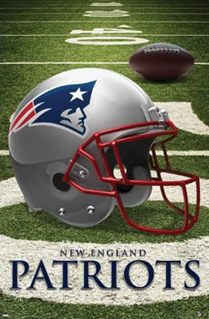 My love of football is a big part of who I am & the Patriots are my team! #LGLimitlessDesign #Contest