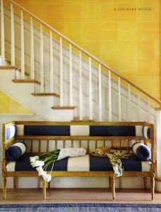 19 best images about ursuline blue and gold on pinterest for Richard hallberg interior design