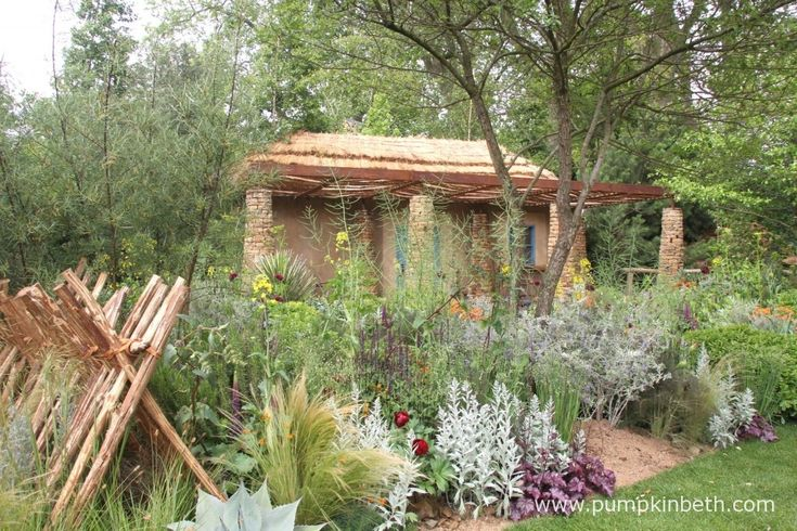 The Sentebale - Hope in Vulnerability Garden was voted as The People's Choice Best Show Garden by the public.  The Sentebale Garden was designed by Matt Keightley, built by Rosebank and sponsored by the David Brownlow Charitable Foundation.