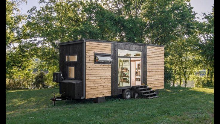 Alpha tiny house. highest luxury tiny home on the market