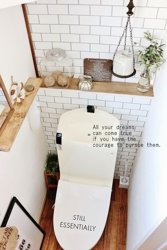 ●100均木材&ミラー*清潔感ある古材風の色加工と、おすすめなこと● ・:*:ナチュラルアンティーク雑貨&家具のお部屋・:*