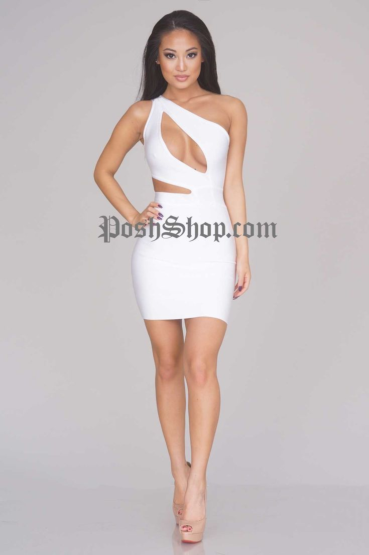 En iyi 17 fikir, White Bandage Dress Pinterest'te