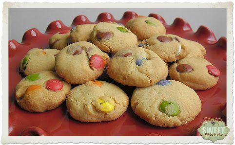 Cookies con Lacasitos - Tvcocina . Recetas de Cocina Gourmet Restaurantes Vinos Vídeos