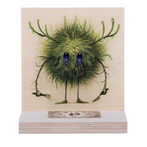 """The Gardener - Seeker Friends #4 by @Jeff Soto    """"The Gardener"""" will be joining us in our studio. Can't wait to meet him. Get yours TODAY! Time Limited Sale - July 5th ONLY!"""