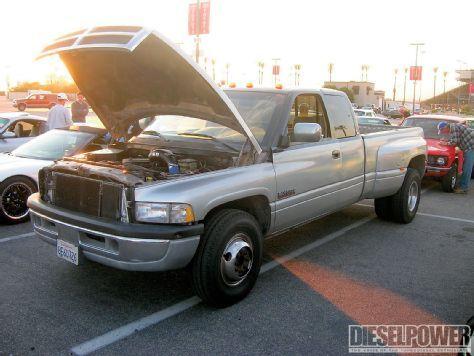 1994 To 1998 1/2 Dodge Ram Power Recipes - Dodge Diesel Trucks - Diesel Power magazine budget build