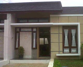 Desain Terbaru Rumah Minimalis Modern 1 Lantai Model 2014