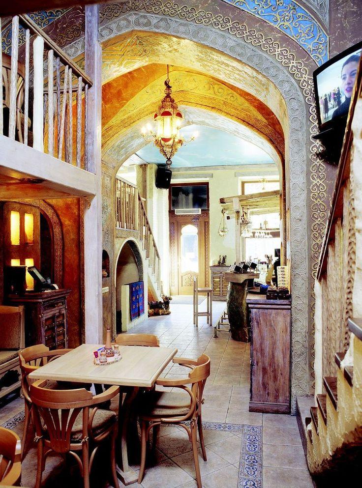 Фотография: Кухня и столовая в стиле Современный, Восточный, Декор интерьера, Квартира, Дом, Дизайн интерьера, арабский интерьер, восточный интерьер – фото на InMyRoom.ru