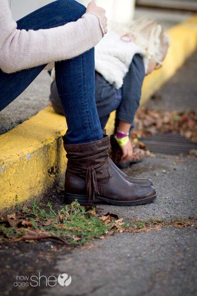 Women's Fashion. Have a pair of boots you can't live with out?  My favorite boots are from @bornshoes  Find out why they are part of the family this fall.  WeWearBørn   AD