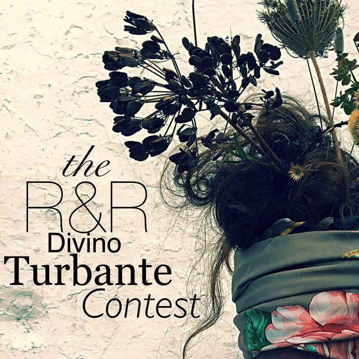 Raptus & Rose Divino Turbante Contest