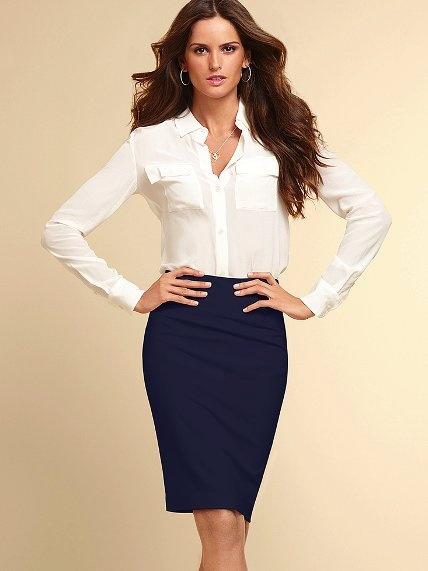 NEW!  Basic Pencil Skirt #VictoriasSecret http://www.victoriassecret.com/clothing/suiting/basic-pencil-skirt?ProductID=98336=OLS?cm_mmc=pinterest-_-product-_-x-_-x