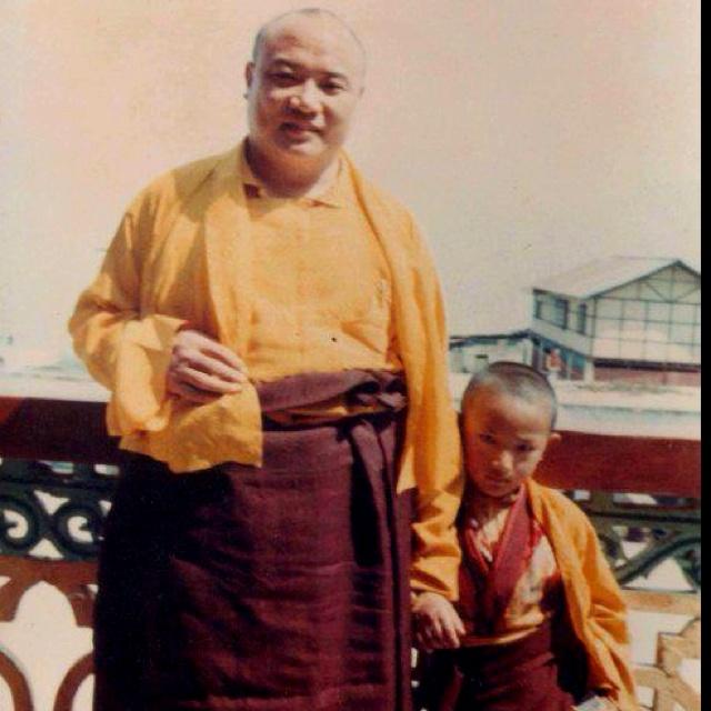 16th Karmapa, Ranjung Rigpe Dorje