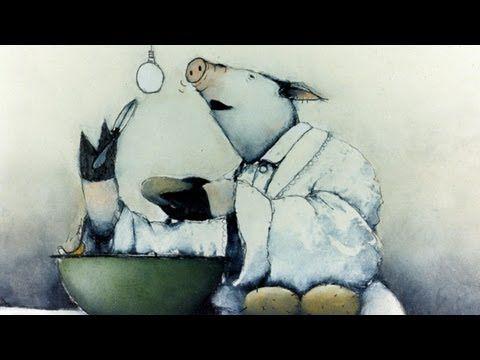 Forbis i Tilby, artystyczna animacja kanadyjska