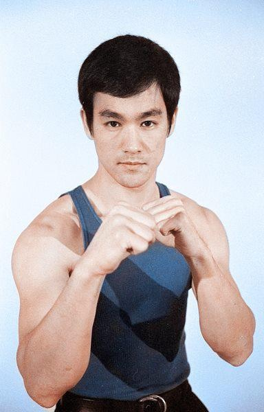 """~Bruce Lee~ """"All martial arts is simply an honest expression of one's body – with a lot of deception in between."""""""