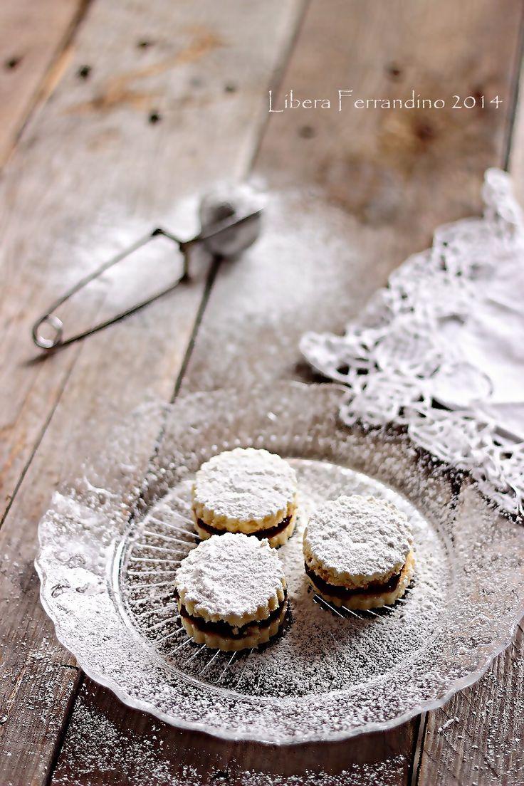 Fonduephoto: Biscotti alla vaniglia senza glutine come zucchero filato