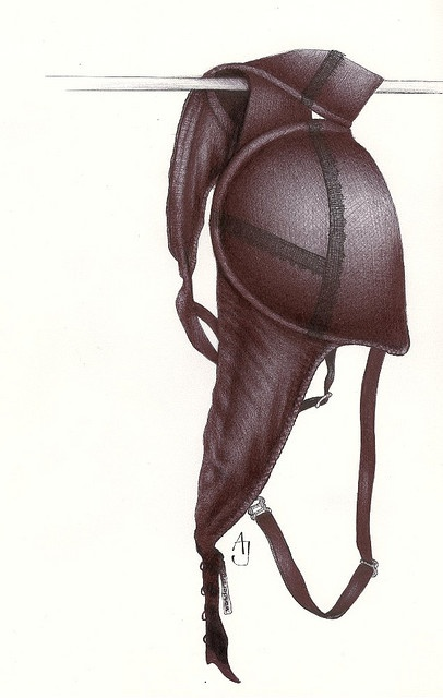 Sketch by Andrea Joseph