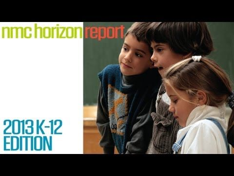 The NMC Horizon Report :: 2014 Higher Education Edition - YouTube
