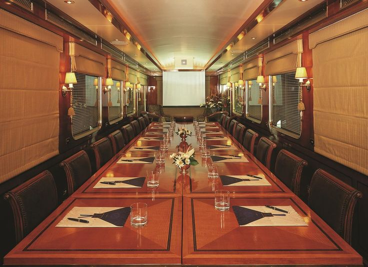The Blue Train - Full conference car