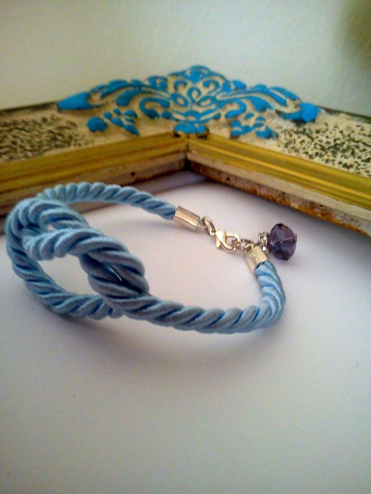 navy bracelet