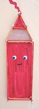 De Onderwijsstudio - Kleurpotlood rood