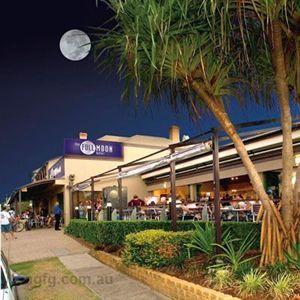 The Full Moon Hotel Brisbane Restaurants