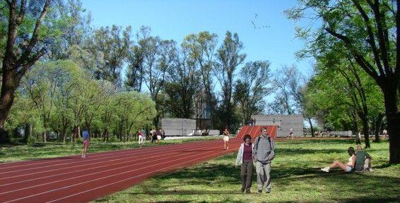 Club de Campo, en Córdoba, Argentina