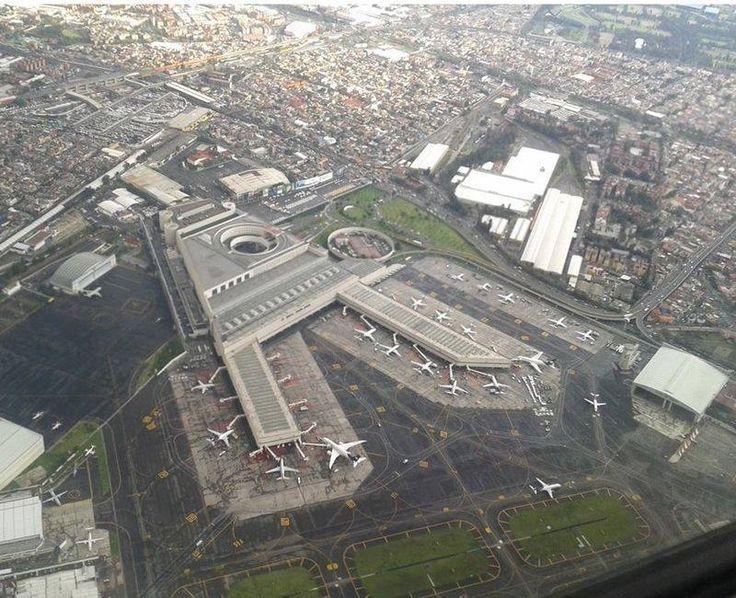 Mexico City International Airport officially Aeropuerto Internacional Benito Juárez (IATA: MEX, ICAO: MMMX)