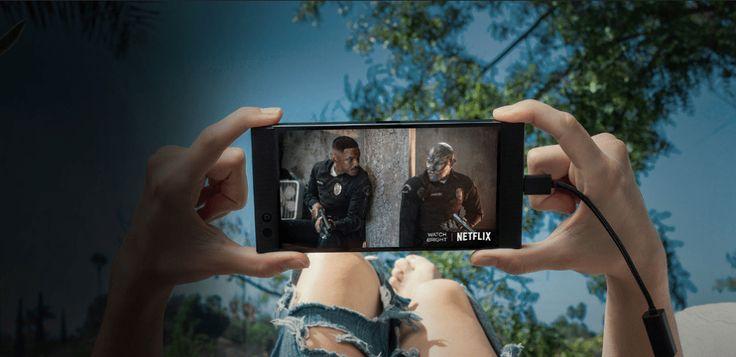 Razer Phone, primer teléfono que soporta formatos de audio y video avanzados para Netflix - https://webadictos.com/2018/01/10/razer-phone-netflix/