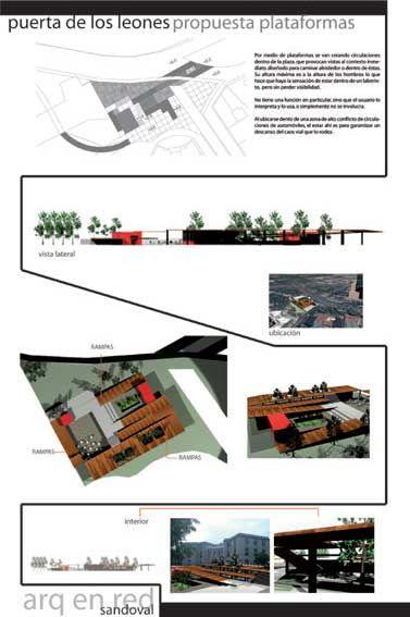 láminas de presentación arquitectura - Buscar con Google