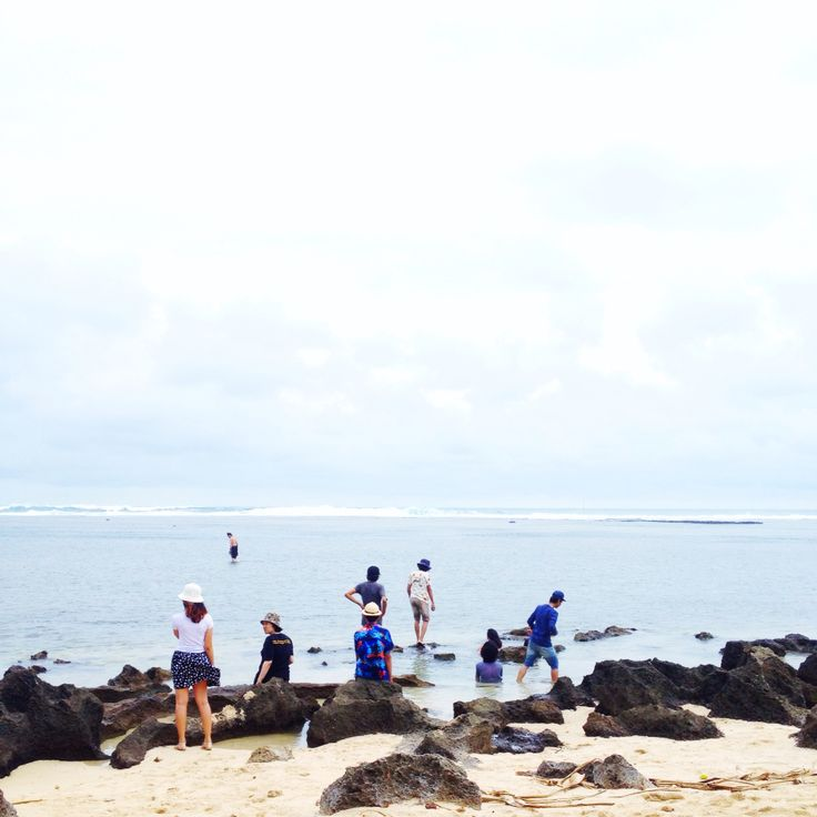 santolo beach - garut - indonesia