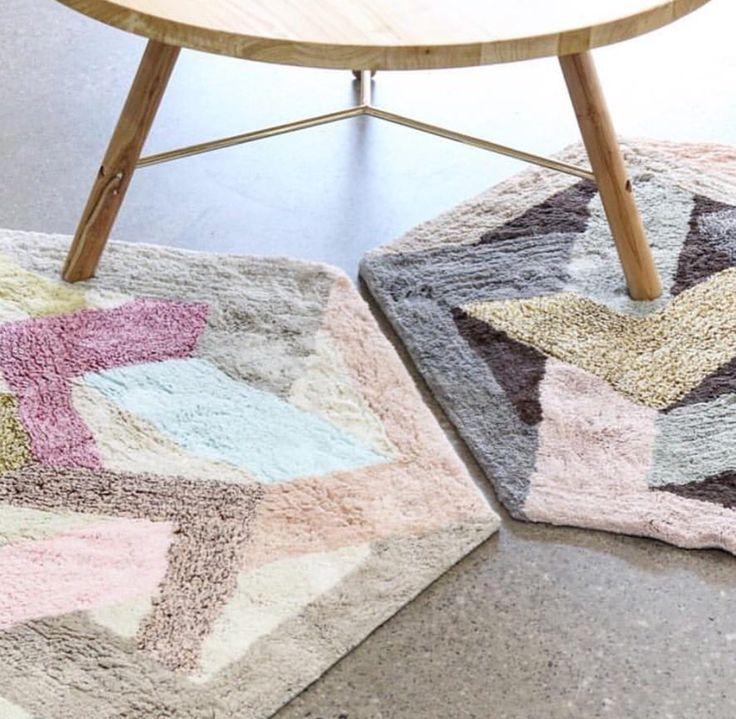 ZIPORAH Lifestyle Vesta & Vulcan rugs!