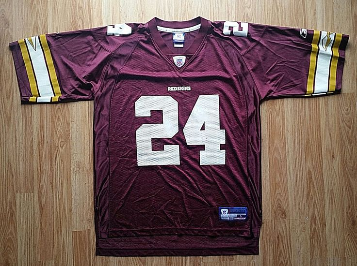 Mens Large Washington Redskins Champ Bailey #24 Reebok Adult Football Jersey | Sporting Goods, Team Sports, Football | eBay!