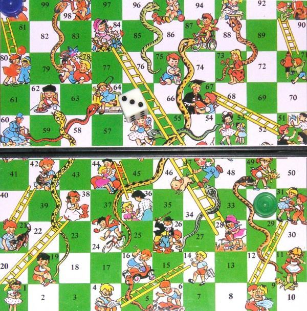 snakes and ladders board game develops childrens learning Buy peppa pig giant snakes & ladders games and jigsaws board games children's games family games jigsaws more baby and pre-school toys grandson still learning to recognise numbers written down so unsure at the moment whether to turn right or left at top of snake or bottom of ladder.