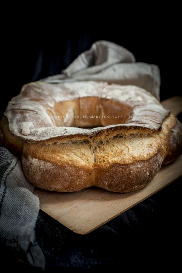 Couronne bordelaise, un pane francese dalla forma bellissima