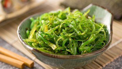 13 algas para usar en la cocina