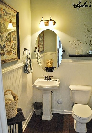 17 Best Images About Salon Bathroom Ideas On Pinterest