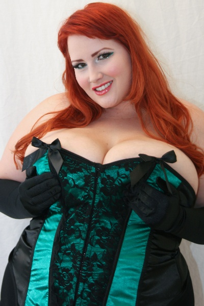 Bbw ginger and rodney 1