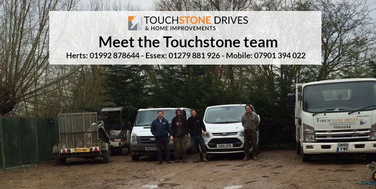 #Driveways #Cheshunt - Based in Waltham Cross, Touchstone paving provide driveway services in Waltham Cross, Enfield, Cheshunt, Hoddesdon, Barnet and surrounding areas.