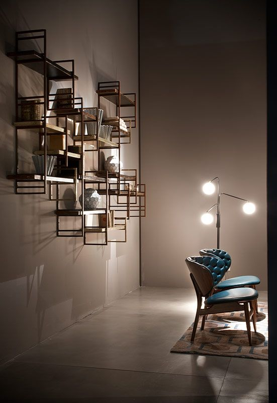 anna casa interiors salone internazionale del mobile 2014 latest trends baxter - Latest Italian Furniture