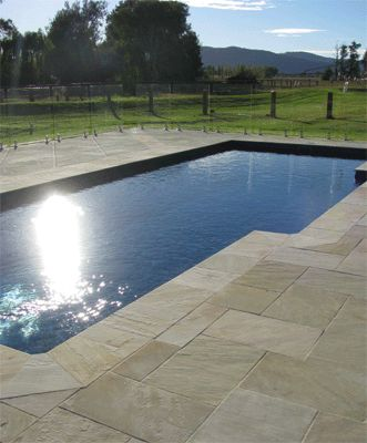 Willow Sandstone Tiles, Pavers & Wall Cladding Stone - Bellstone