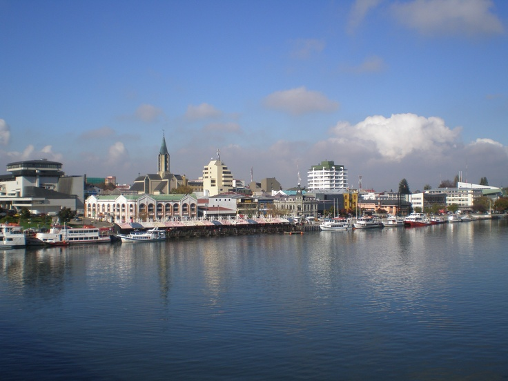 Panoramic Valdivia