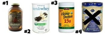 Healthiest proteins in market