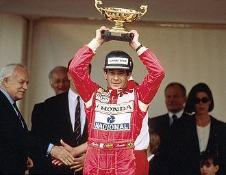 1º de maio de 1994: Morre o piloto brasileiro #AyrtonSenna.    Ayrton Senna da Silva (São Paulo, 21 de março de 1960 — Bolonha, 1 de maio de 1994) foi um piloto brasileiro de Fórmula 1, três vezes campeão mundial, nos anos de 1988, 1990 e 1991. Foi também vice-campeão no controverso campeonato de 1989 e em 1993. Senna morreu em um acidente no Autódromo Enzo e Dino Ferrari, em Ímola, durante o Grande Prêmio de San Marino de 1994. Está entre os pilotos de Fórmula Um mais influentes e…