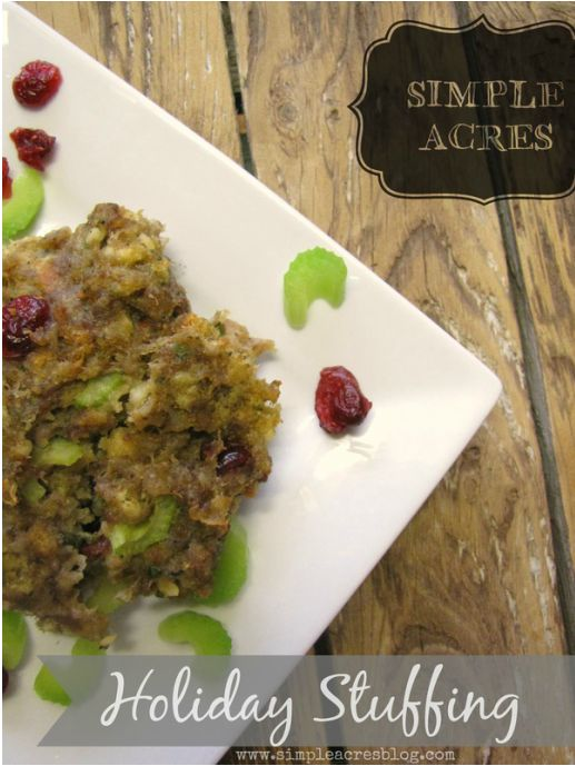 Food Stuffing Recipes