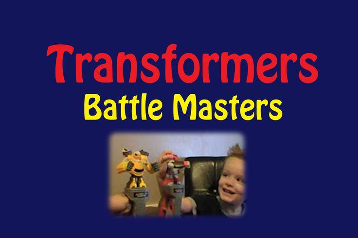 Battle Masters Challenge!!!! Round 1 we fight Bumblebee vs. Starscream. Then we unbox the Megatron & Optimus Prime Fight Night Set. Round 2 we fight Megatron vs. Optimus Prime. Finally, we battle the winners of round 1 and 2 to determine the Battle Masters Challenge Grand Champion!!!