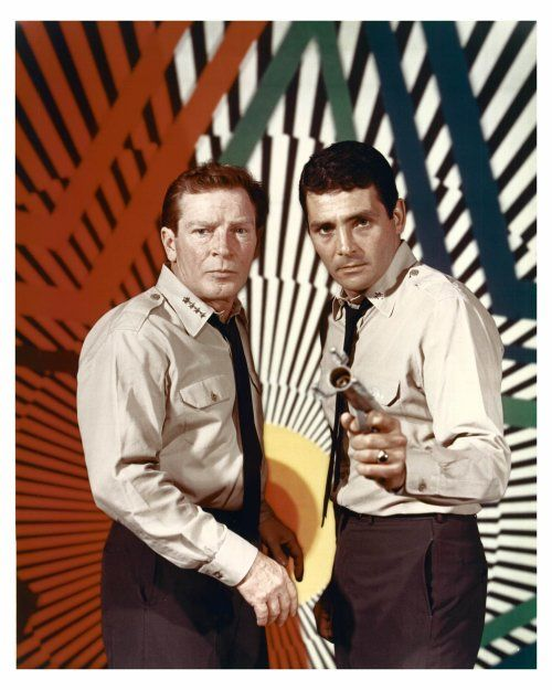 Voyage to the Bottom of the Sea, with Richard Basehart and David Hedison