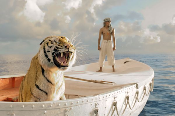 Epic Journey - I chose this image because the movie Life of Pie is an adventurous movie which man is stranded on a boat and later on is stranded on an island. Odysseus also faces the struggle to get off on a boat and go back home. Later on, Odysseus also gets stranded on an island for a while.
