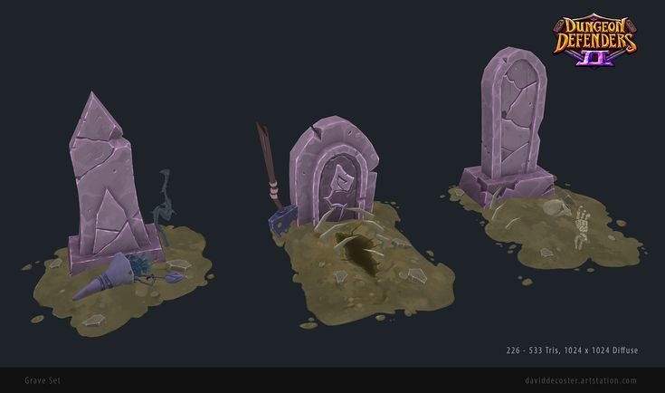 Dungeon Defenders 2- image heavy Art dump - Page 2 - polycount
