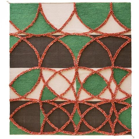 Carpet Loro för Vandra Rugs - Ami Katz/3dO arkitekter